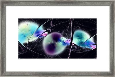 Unmoored Souls Framed Print