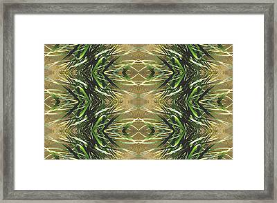 Unnatural 16 Framed Print