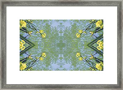 Unnatural 17 Framed Print by Giovanni Cafagna