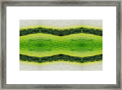 Unnatural 2.1 Framed Print
