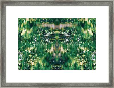 Unnatural 31 Framed Print