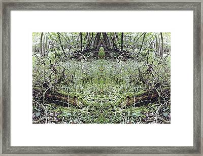 Unnatural 33 Framed Print