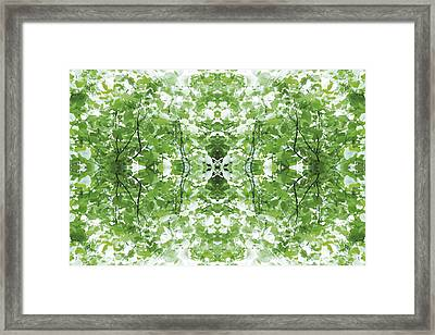 Unnatural 34 Framed Print