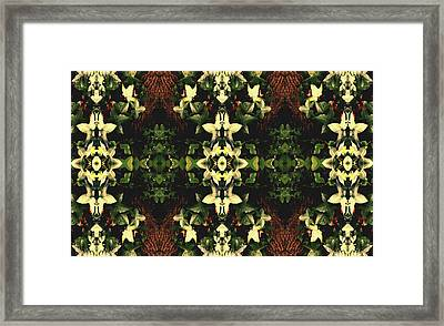 Unnatural 43 Framed Print