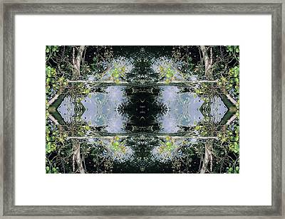 Unnatural 73 Framed Print