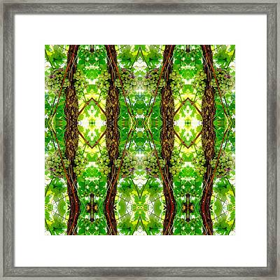 Unnatural 74 Framed Print