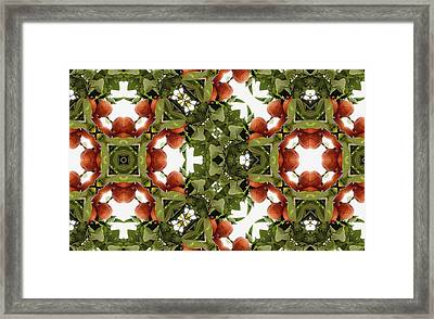 Unnatural 77 Framed Print by Giovanni Cafagna