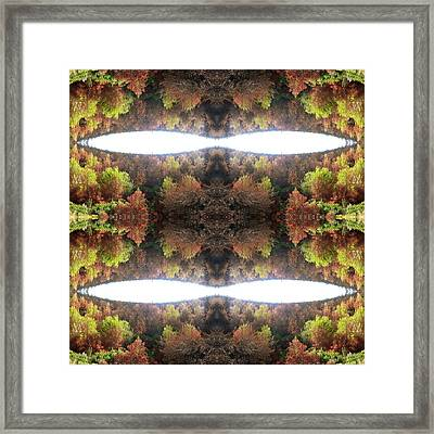 Unnatural 77.1 Framed Print