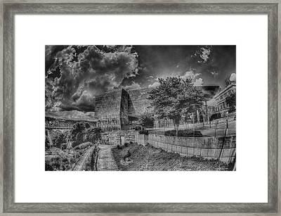 Framed Print featuring the photograph Unobstructed View by Dennis Baswell