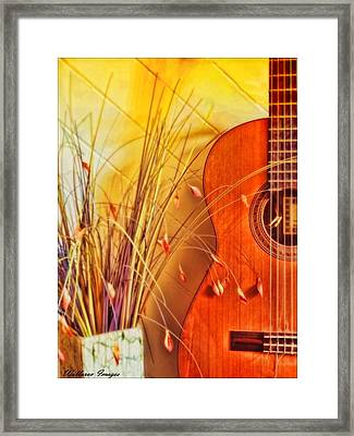 Unplayed Melody Framed Print by Wallaroo Images