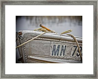 Framed Print featuring the photograph Unpretentious by Kari Yearous
