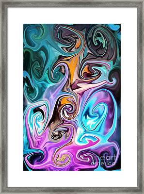 Unscrewed Framed Print by Chris Butler