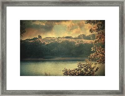 Unseen Framed Print by Taylan Apukovska