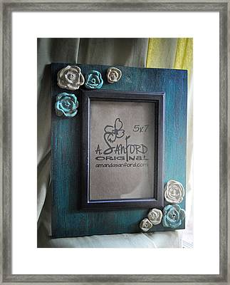 Unteal Next Time Framed Print by Amanda  Sanford