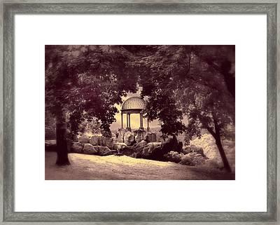 Untermyer Mood Framed Print