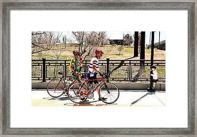 Untethered Framed Print