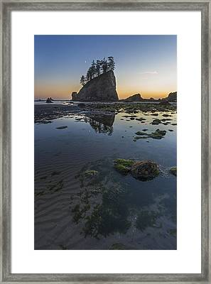 Until The Sun Goes Down Framed Print