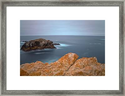 Framed Print featuring the photograph Awaiting by Jonathan Nguyen