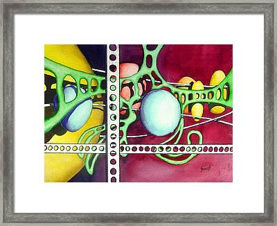 Untitled - 051129 Framed Print by Sam Sidders