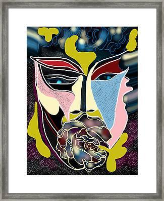 Untitled # 2 Framed Print