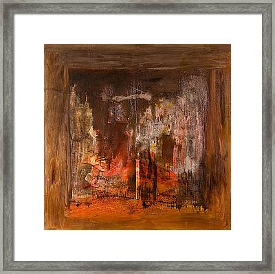 Untitled # 233 Framed Print