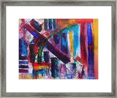 Untitled # 9 Framed Print