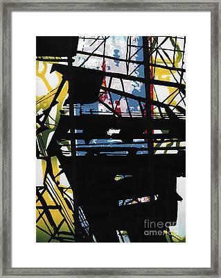 Untitled 001 Framed Print