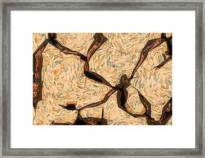 Untitled 060914 Framed Print by Matt Lindley