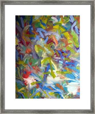 Untitled #1 Framed Print by Steven Miller