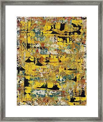 Untitled #107 Framed Print by James Mancini Heath