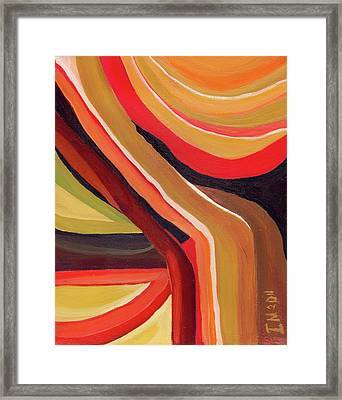 Untitled 13 Framed Print