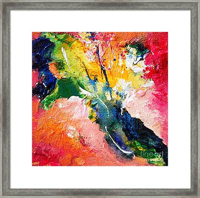 Untitled 16 Framed Print