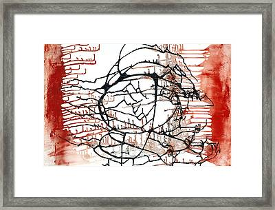 Untitled 234 Framed Print