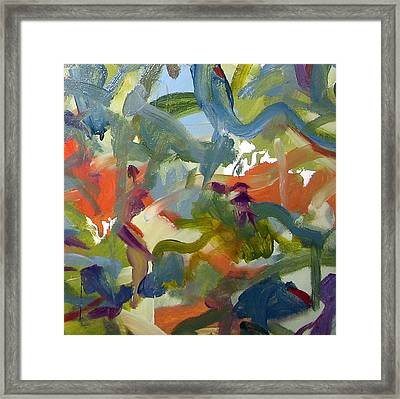 Untitled #24 Framed Print by Steven Miller