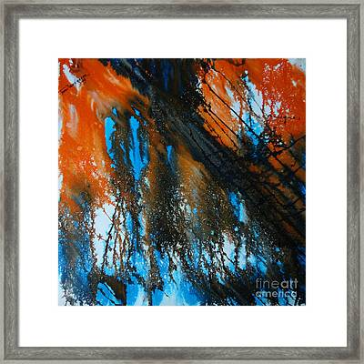 Untitled-25 Framed Print