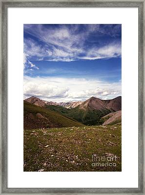 Untitled 3 Framed Print by Devin  Cogger