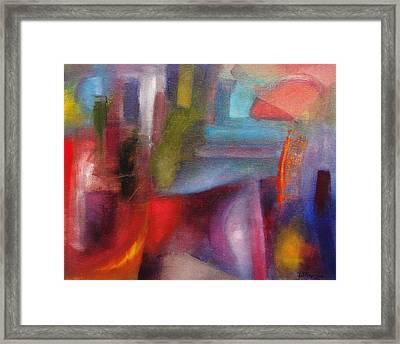 Untitled #3 Framed Print