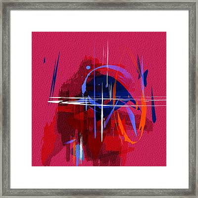 Untitled 30 Framed Print by Andrew Penman