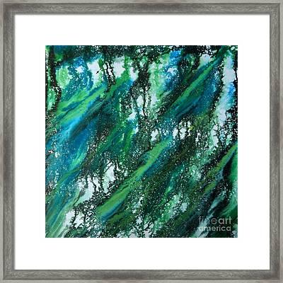 Untitled-33 Framed Print