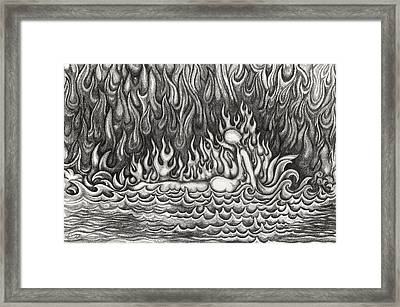Untitled 33 Framed Print