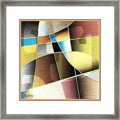 Untitled 332 Framed Print by Nedunseralathan R