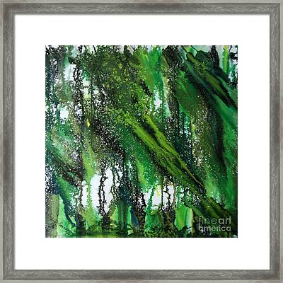 Untitled-34 Framed Print