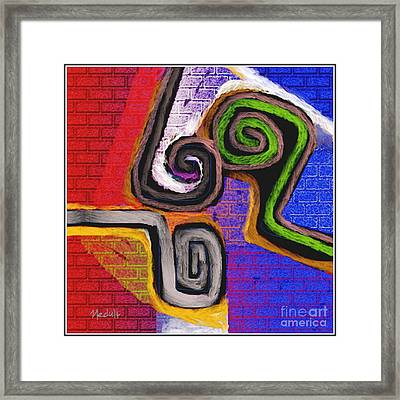 Untitled 350 Framed Print by Nedunseralathan R