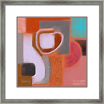 Untitled 351 Framed Print by Nedunseralathan R