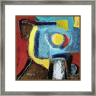 Untitled 354 Framed Print by Nedunseralathan R