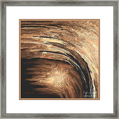 Untitled 356 Framed Print by Nedunseralathan R