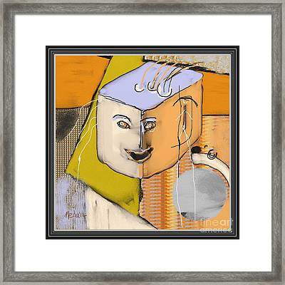 Untitled 357 Framed Print by Nedunseralathan R