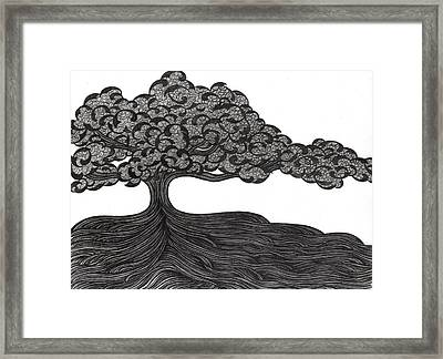 Untitled 36 Framed Print