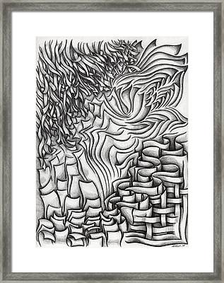 Untitled 39 Framed Print