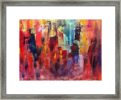 Untitled #4 Framed Print by Jason Williamson